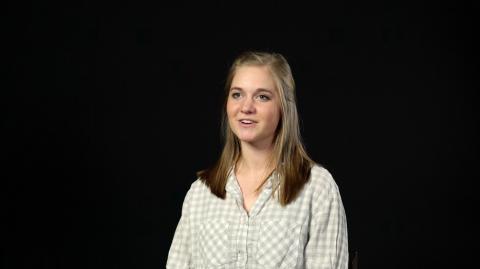 Sarah Kumher - Baptism