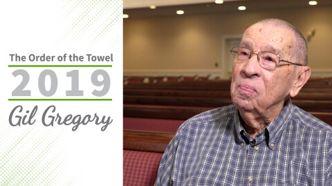 Order of the Towel 2019 | Gil Gregory