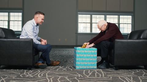 Pastor Crichton | Celebrating 100 Years