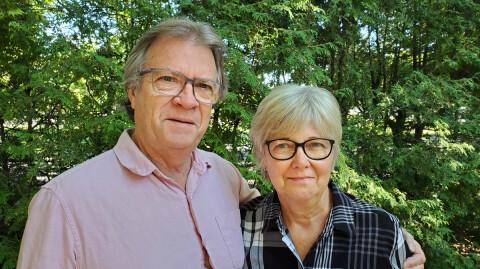 Congratulations, David and Cheryl Rowley!