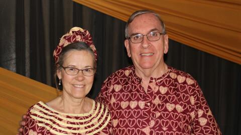 Congrats, Dennis & Coletta Shelly!