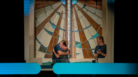 Karissa Wenger - Baptism