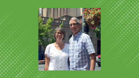 Scott & Leslie Powell